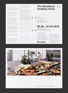 The Residence/Magicgruppe : B & R Grafikdesign  #layout #editorial…
