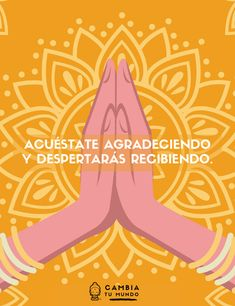 y despertarás recibiendo Yoga Mantras, Yoga Quotes, Life Quotes, Words Of Wisdom Love, Wise Words, Frases Yoga, Be Present Quotes, Pretty Quotes, Mindfulness Meditation