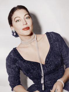 foxybelka - One of my fave pics of Ava Gardner