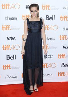 Kristen Stewart Is Stunning in Chanel at the Toronto Film Festival
