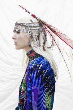 sekigan:  camilla | Fashion Amplified | Pinterest