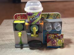 The Grossery Gang Slushie Machine im Test Slushies, Slushie Machine, Drink Bottles, Portal, Lego, Drinks, Toys, Kids Rooms, Clearance Toys
