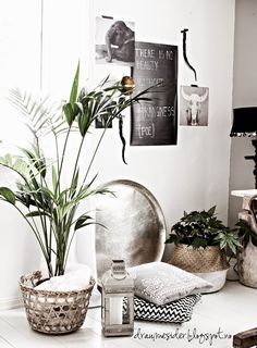 Draumesidene: Moroccan style in a nordic home
