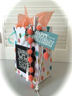 Gift Bag Punch Board - Stampin' Up!