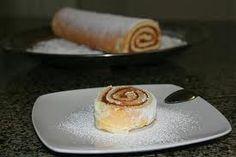 Pionono (Brazo gitano de arequipe) recipe in spanish.