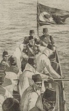 gülcemal kadınefendi gemisi ve sultan reşad ile ilgili görsel sonucu