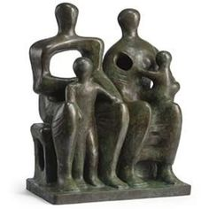 Image result for family group sculpture
