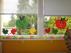 Pre School, Diy And Crafts, Kindergarten, Projects To Try, Templates, Fruit, Fall, Schools, Decor