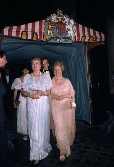 1980, at the Monegasque Circus