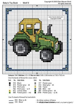 I can't wait to have grand kids! Cross Stitch For Kids, Mini Cross Stitch, Cross Stitch Cards, Counted Cross Stitch Patterns, Cross Stitching, Cross Stitch Embroidery, Embroidery Patterns, Crochet Cross, Plastic Canvas Patterns