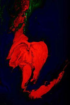 Carmine Dreams By Kredart Photograph by Serg Wiaderny