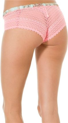 Maaji kaleidoscope owl boyshort bottom http://www.swell.com/Tights-Socks-PJs/MAAJI-KALEIDOSC-OWL-BOYSHORT-BOTTOM?cs=MU @SWELL Style Style #lingerie