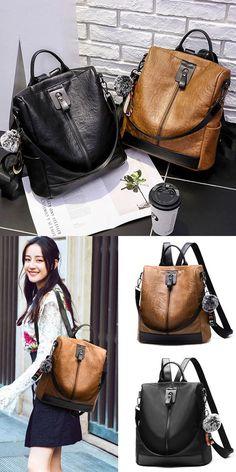 expensive backpacks for school High School Bags, Cute School Bags, Boys Backpacks, School Backpacks, Leather Backpack, Leather Bag, Brown Leather, Expensive Backpacks, Brown Oxfords