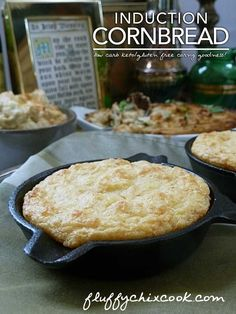 Best low carb induction keto cornbread recipe