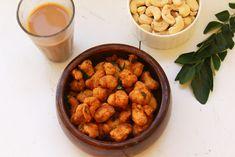 Kaju Pakoda Recipe (Cashew Nut Fritters)
