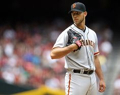 My boys of summer - Madison Bumgarner - he has quickly proven himself to be an asset to our team!  Love you MadBum!!