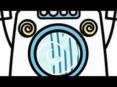【アレ・ナーニ コレ・ナーニ】ぐるぐる洗濯機
