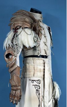 Armor Pagan Wicca Witch:  Elven #armor.
