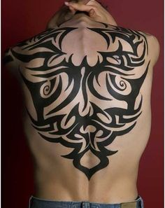 Tribal Celtic Tattoos