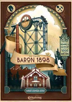 Ik kijk er naar uit! #Baron 1898