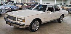 1987 Chevrolet Caprice Classic Brougham LS
