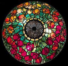 Tiffany Tulip Lamp
