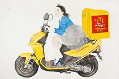 [source]     I was introduced to Kim Hyun Jung's work today and I am a fan of her latest  quirky illustrations which ...
