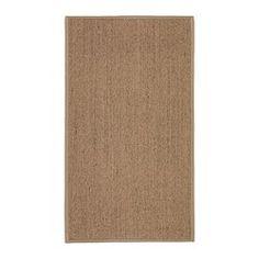 Les 25 meilleures id es de la cat gorie tapis de sisal sur pinterest tapis jute tapis en - Tapis fibre naturelle ikea ...