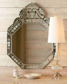 """Венецианское зеркало """"Кастелло"""""""