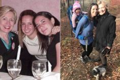 FAKE : 'Heartbroken Mom Who Bumped Into Hillary Clinton While Hiking Is Actually Longtime Clinton Friend