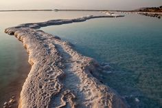 Mar Muerto Beach, Israel, Water, Outdoor, Dead Sea, Fotografia, Places, The Beach, Seaside