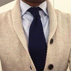 Shaw Collar Sweater