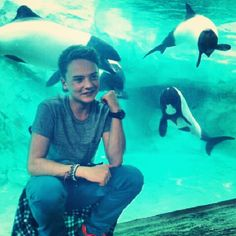 For all the people that think Conor Maynard isn't a normal guy, he goes out to aquarium just like any other person. Connor Maynard, Jack And Conor Maynard, Buttercream Squad, Bae, Prince Harry Of Wales, Caspar Lee, Normal Guys, Joe Sugg, Influential People