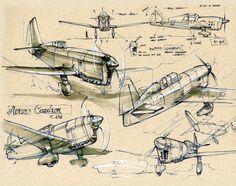 Dynamic Sketching 1 - CGMA 2D Academy