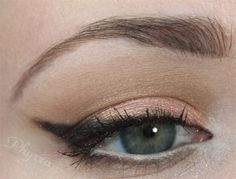 NARS Black Valley with UD Blackheart smudged on top. See the Tutorial.