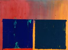 John Hoyland died on 31 July Read obituary by Mel Gooding . John Hoyland, April 1961 , 1961 J. Paintings I Love, Cool Artwork, Art Boards, Art Photography, Abstract Art, Display, Fine Art, Artists, Modernism