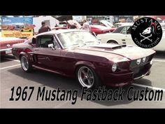 Coyote Powered 1967 Mustang Fastback Custom Jeff Ayars owner interview a...