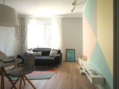 Inainte si dupa – cum sa transformi un apartament mic- Inspiratie in amenajarea casei - www.povesteacasei.ro