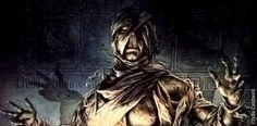 Momia - Seres Mitológicos y Fantásticos