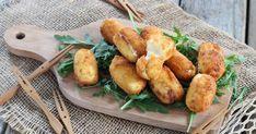Mettez les portions de Kiri dans un saladier et écrasez-les avec une fourchette. Tapas, Pizza Lover, Cooking Recipes, Healthy Recipes, Healthy Food, Cordon Bleu, Crepes, Finger Foods, Falafel