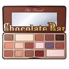 Too Faced 'Chocolate Bar' eye shadow palette 19g | Debenhams