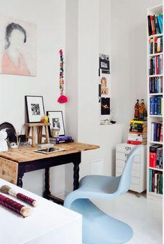 Yvonne Krone, Et personligt hjem  via: Hallingstad