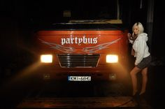 Looking for the best stag idea? How about PartyBus?