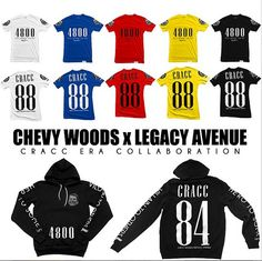 HONEY ADDICT: Chevy Woods Debuts New Clothing Line in his Hometo...