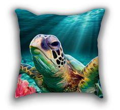 "Sea Cruise 18x18"" Decorative Throw Pillow"