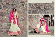 FLUTTER (The Grace) GS - 7396 Your Lehenga mesmerises our senses, and takes our imagination into planes unseen and dimensions unexplored. where every thread of your marvellous garment becomes our passport to bliss, guiding us into a brave new universe. Pink Bridal Lehenga, Trend Fabrics, Bollywood Lehenga, Anarkali Dress, Party Wear Sarees, Saree Wedding, Wedding Dresses, Indian Ethnic Wear, Ethnic Fashion