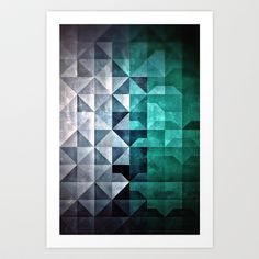 Yce Art Print by spires - $20.00 [EXTRA LOVE]