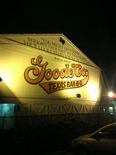 Where it all started in The original Goode Company BBQ on Kirby Drive in Houston. Best BBQ in Texas. Best Bbq In Texas, Texas Bbq, Miss You Dad, H Town, Texas Homes, Cheese Bread, Brisket, Ribs, Day Trips