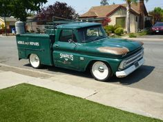 Work Trucks - Utility / Service / Company / Fire / County - Page 7 - The 1947 - Present Chevrolet & GMC Truck Message Board Network