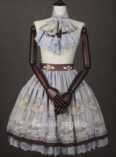 --2nd Round Pre-order: Classical Puppets ★~Royal Carousel~★ Series --Learn More >>> http://www.my-lolita-dress.com/newly-added-lolita-items-this-week/classical-puppets-royal-carousel-series